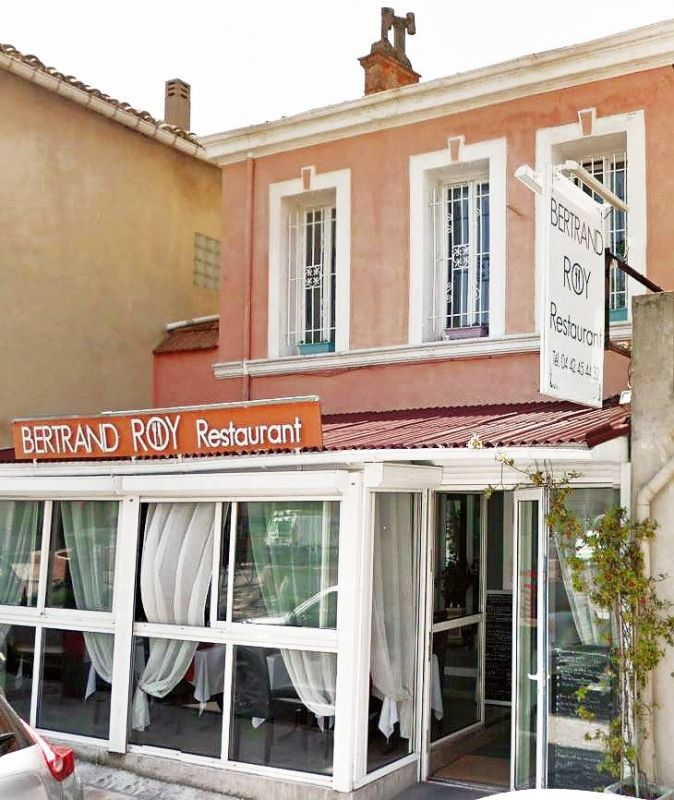 Bertrand Roy - Restaurant Martigues