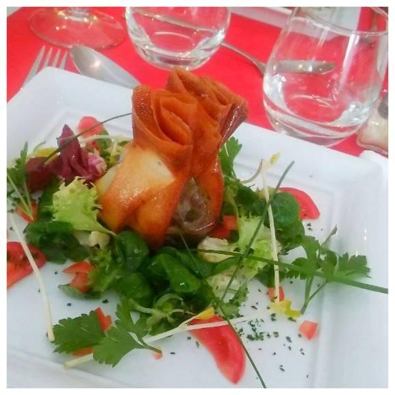 Le Restaurant - Bertrand Roy - Martigues